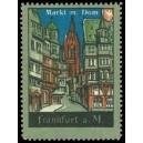 Frankfurt Markt mit Dom