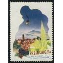 Freiburg Die Stadt des Waldes des Weines ...
