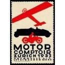 Zurich 1932 Motor Comptoir ...