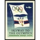 SAS Skyway to the Olympics Oslo Helsinki 1952