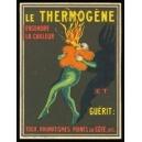 Thermogène engendre la chaleur et guérit ...