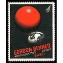 Basel 1932 Gordon Bennett Wettfliegen ...