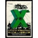 Milano 1929 X Esposizione internazionale del Ciclo e Motociclo