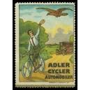 Adler Cycler Automobiler (WK 01)