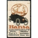 Hansa Automobil-Gesellschaft ... (WK 01)