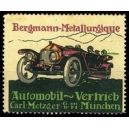 Bergmann - Metallurgique Automobil-Vertrieb ... (WK 01)