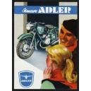 Adler (WK 01 - Motorrad, Paar)