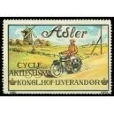 Adler Cycle Aktieselskab Kongl. Hof-Leverandor (WK 01)