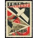 Alger 1930 Fete Aerienne