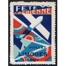 Limoges 1931 Fete Aerienne