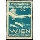 Wien 1912 1. Internationale Flugausstellung (WK 04 - blau)