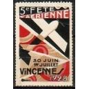 Vincennes 1928 5e Fete Aerienne