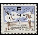 Rimini 1947 36 Anniversario della prima ,,, (WK 01)