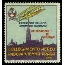 Padova Vienna Praga 1917 Collegamento Aereo ... (WK 01)