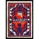 Utrecht 1917 Jaarbeurs (violett)