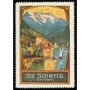 Chillon, Die Schweiz
