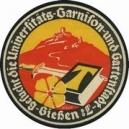 Giessen Besucht die Universitäts- Garnison- und Gartenstadt