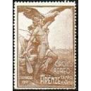 Firenze 1911 Circuito Aereo Campo di Marte (braun)
