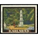 Karlsbad Denkmal der Ungarn