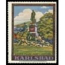 Karlsbad Kaiser Franz Josef I. Denkmal