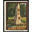 Karlsbad Theodor Körner Denkmal