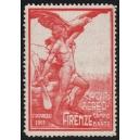 Firenze 1911 Circuito Aereo Campo di Marte (rot)