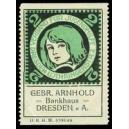 Arnhold Bankhaus Dresden ... (WK 01 - grün)