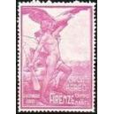 Firenze 1911 Circuito Aereo Campo di Marte (violett)