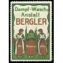 Bergler Dampf-Wasch-Anstalt (3 Frauen)