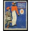 Berliner Paketfahrt (Einkauf)