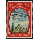 Continental Absätze Serie K Bild 1 Wright Doppeldecker Berlin
