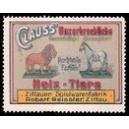 Clauss Zittauer Spielwarenfabrik ... (WK 02)