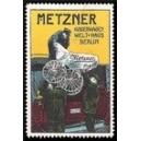 Metzner Kinderwagen ... Berlin (WK 02)