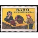 Rabo Brotschneidemaschinen (WK 01)