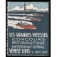 Venise 1929 Concours Motonautique ... (WK 01)