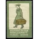 Deutsche Bazar Gesellschaft ... (Bayreuth - WK 01)