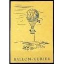 Ballon - Kurier