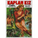 Kaplan Kiz - Panther Girl of the Kongo / The Claw Monsters