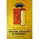 Chaumont 1990 Festival d'Affiches ...