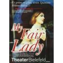 My fair Lady Premiere 1998 Stadttheater Bielefeld ...