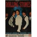 Rolling Stones 1990 Urban Jungle Europe Gelsenkirchen ...