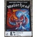 Motörhead 1983 Another Perfect Tour Essen Grugahalle ...