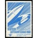Hannover 1960 Deutsche Luftfahrtschau