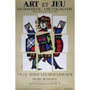 Issy-les-Moulineaux 1986 Art et Jeu ...