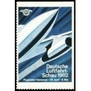 Hannover 1962 Deutsche Luftfahrt - Schau