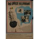 Das grosse Restaurant - Le grand restaurant
