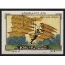 Kohler Serie VI No 02 Aéroplanes 1896 Aéroplane Chanuse