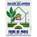Paris 1974 Foire de Paris Salon du Jardin