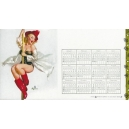 Gil Elvgren 1959 - 02 (Kalender / calendar / calendrier)