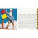 Gil Elvgren 1959 - 03 (Kalender / calendar / calendrier)